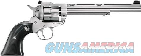 "Ruger Single Six Hunter 7.5"" .22MAG .22LR NEW 0662   w/ Rings  Guns > Pistols > Ruger Single Action Revolvers > Single Six Type"