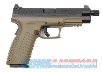Springfield xDM 9MM FDE Threaded XDMT9459FDEHC EZ PAY $38  Guns > Pistols > Springfield Armory Pistols > XD-M