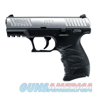 Walther CCP Stainless 9MM 5080301 NEW No Reserve     Guns > Pistols > Walther Pistols > Post WWII > P99/PPQ