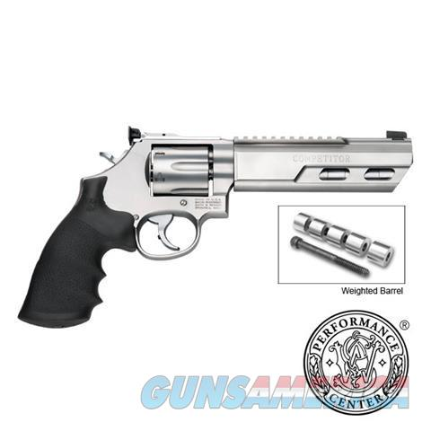S+W 686 Competitor 170319 .357MAG NEW Performance    Guns > Pistols > Smith & Wesson Revolvers > Full Frame Revolver