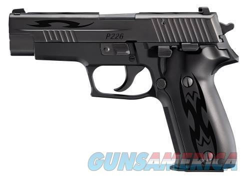 SIG P226 Tribal 9MM Nitron Siglit E26-9-BSS-TRIBAL  Guns > Pistols > Sig - Sauer/Sigarms Pistols > P226