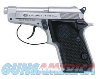 Beretta Bobcat INOX J212500 .22 EZ PAY $38  Guns > Pistols > Beretta Pistols > Small Caliber Tip Out