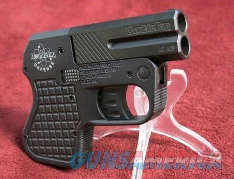 DoubleTap Defense Derringer .45ACP Non Ported DT045001  Guns > Pistols > Double Tap Defense
