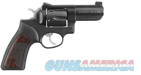 "Ruger GP100 3"" Blue TALO 1753 .357MAG NEW 357    Guns > Pistols > Ruger Double Action Revolver > GP100"