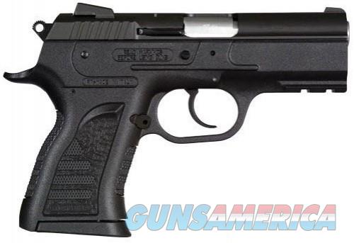 "EAA Witness 10MM Compact Black 3.5"" 999063    Guns > Pistols > EAA Pistols > Other"