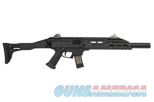 "CZ Scorpion 9MM 16.2"" 20rnd. Carbine NEW 08507     Guns > Rifles > CZ Rifles"