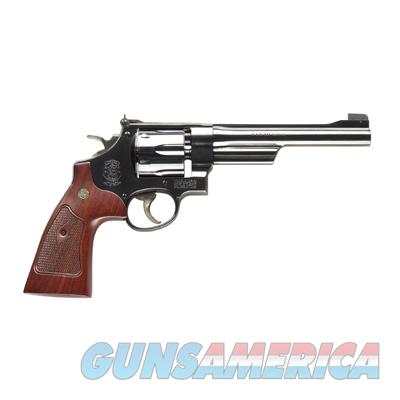 "S+W Model 27 Classic 6.5"" .357MAG NEW 150341 357    Guns > Pistols > Smith & Wesson Revolvers > Full Frame Revolver"