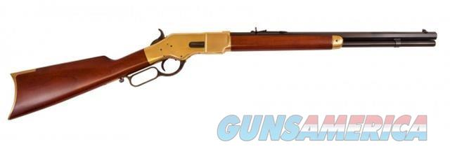 "Cimarron CA221 Yellowboy NEW .38SPEC 20"" Octagon  Guns > Rifles > Cimmaron Rifles > Lever"