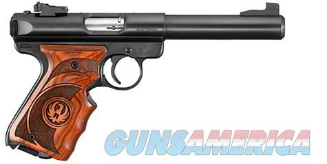 "Ruger MKIII Target .22LR 5.5"" Blue 10159 NEW    Guns > Pistols > Ruger Semi-Auto Pistols > Mark I/II/III Family"