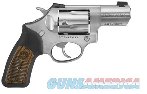 "Ruger SP101 TALO 2.25"" Wiley Clap .357MAG 5774     Guns > Pistols > Ruger Double Action Revolver > SP101 Type"