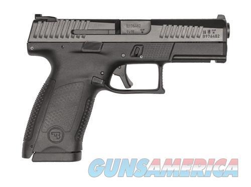 CZ P-10C P10C P10 Compact Black 9MM 91520  Guns > Pistols > CZ Pistols