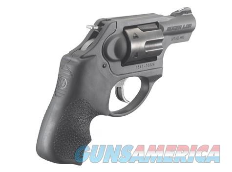 Ruger LCRx .327FED Black 5462  Guns > Pistols > Ruger Double Action Revolver > LCR