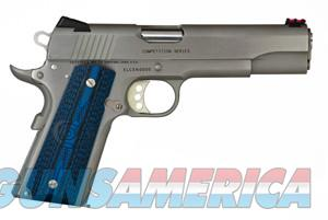"Colt Competition Govt 5"" 9MM SS G10 NEW O1082CCS  Guns > Pistols > Colt Automatic Pistols (1911 & Var)"