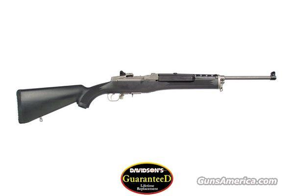 Ruger Mini 14 Ranch Model 5805 Ca. Approved  Guns > Rifles > Ruger Rifles > Mini-14 Type