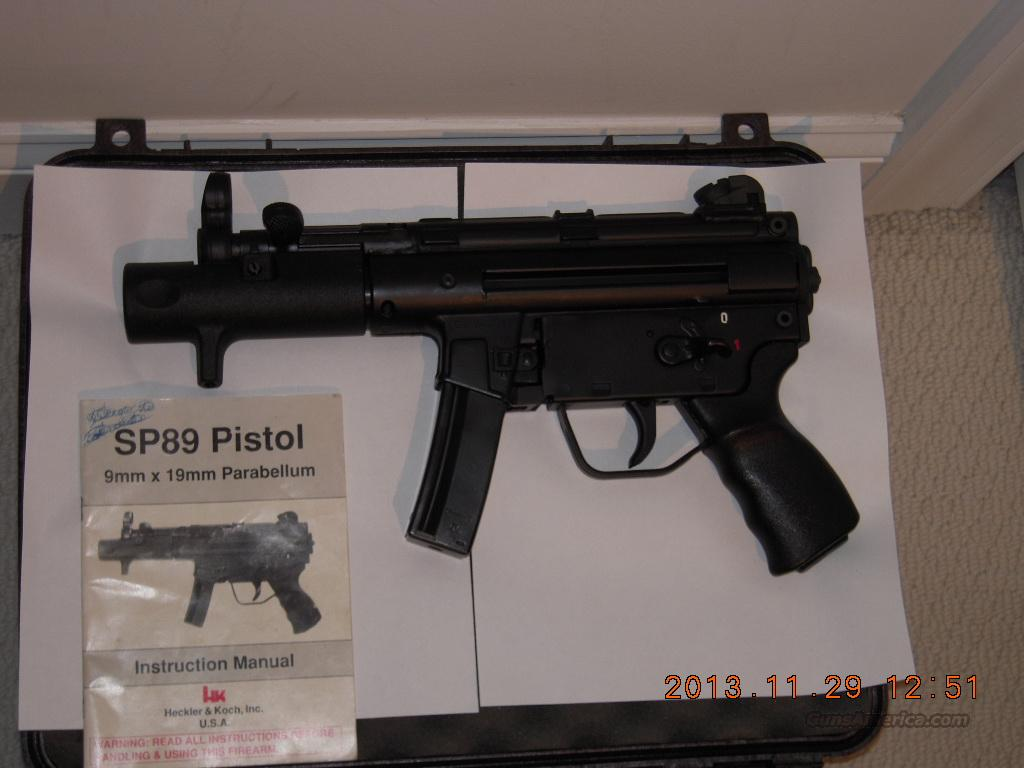 hk sp89 for sale