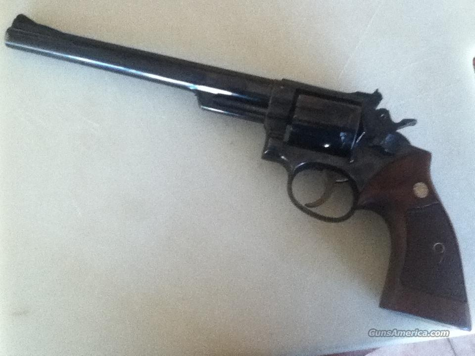Smith and Wesson Model 53 22 Magnum Revolver  Guns > Pistols > Smith & Wesson Revolvers > Full Frame Revolver