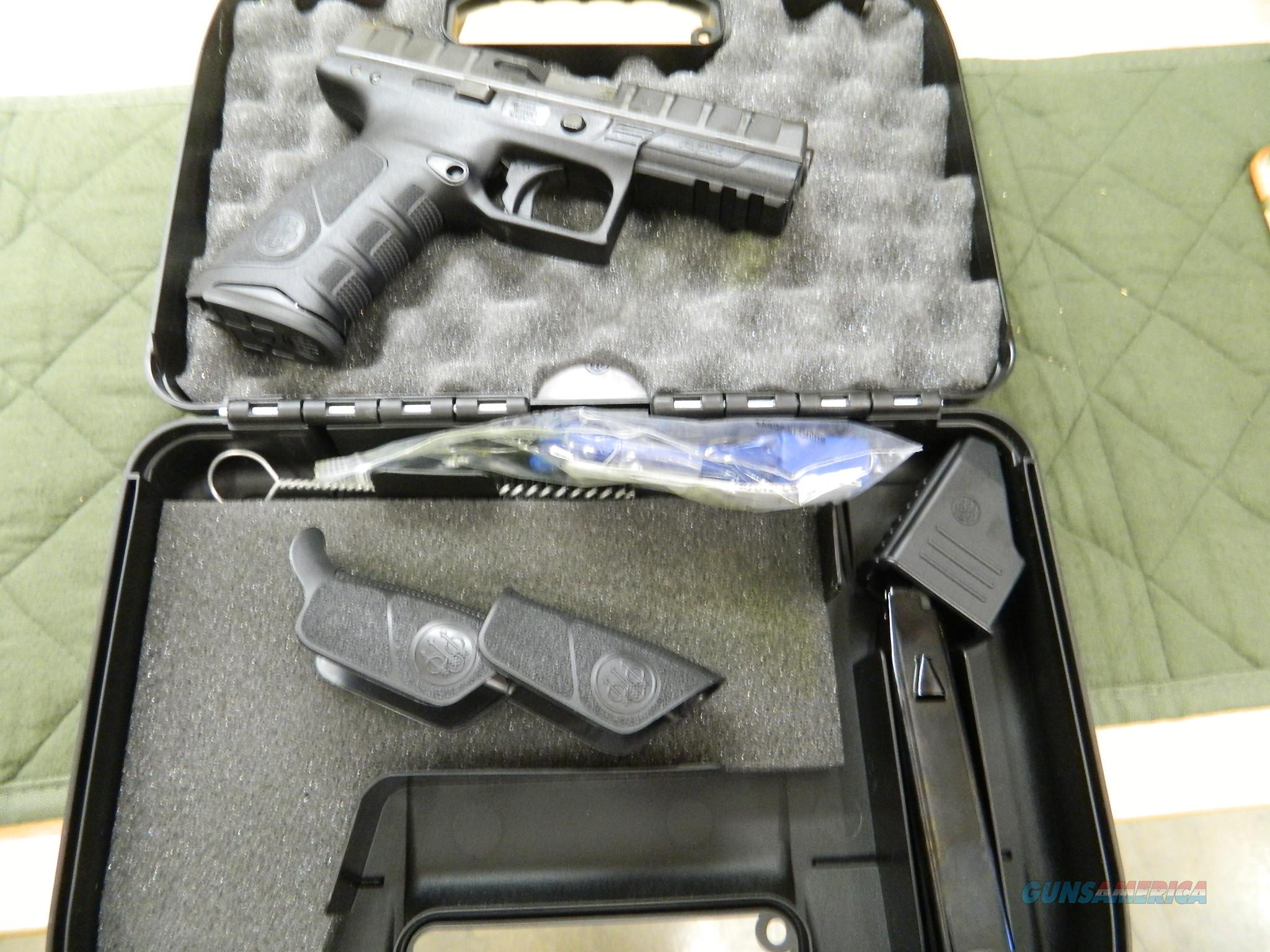 Beretta APX  9MM   Brand New In the Box + 3 free magazines and holster from Beretta  Guns > Pistols > Beretta Pistols > Polymer Frame