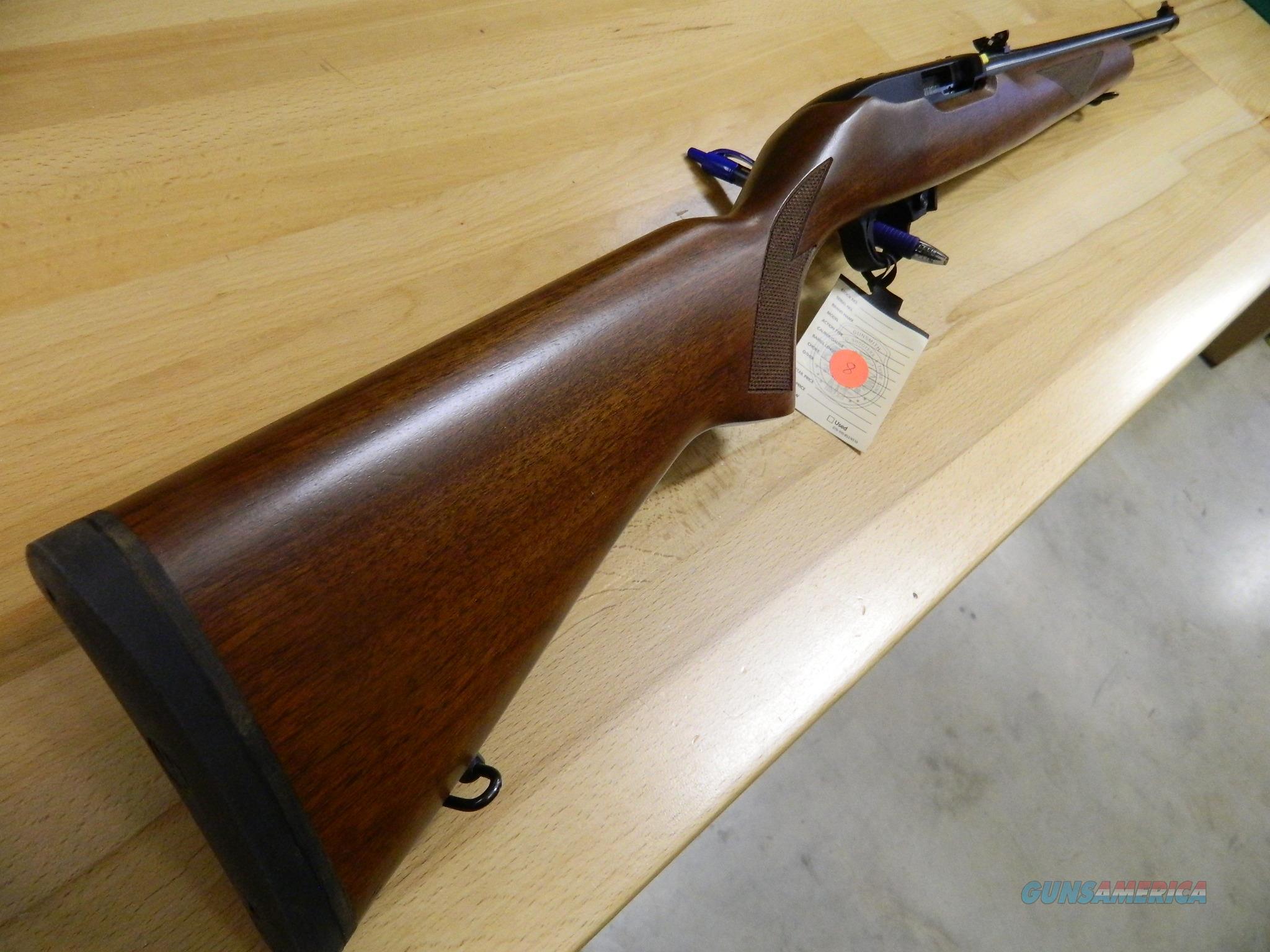 Ruger 10/22 Deluxe wood stock NIB .22 LR  Guns > Rifles > Ruger Rifles > 10-22