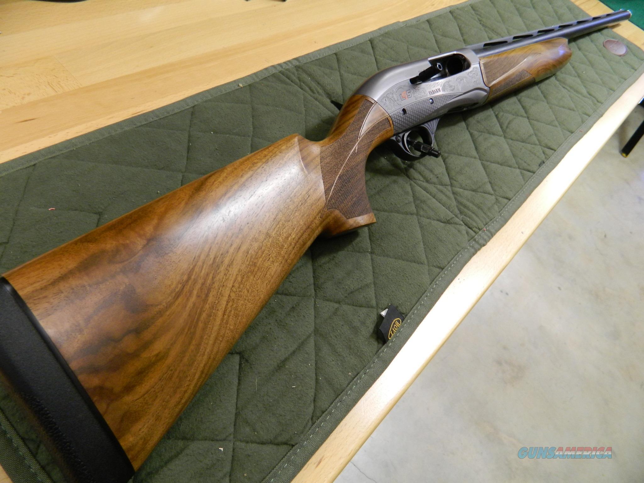 FABARM L4S Grey Sporting 30 inch barrel. 12 gauge, NIB   Guns > Shotguns > Fabarm (HK) Shotguns