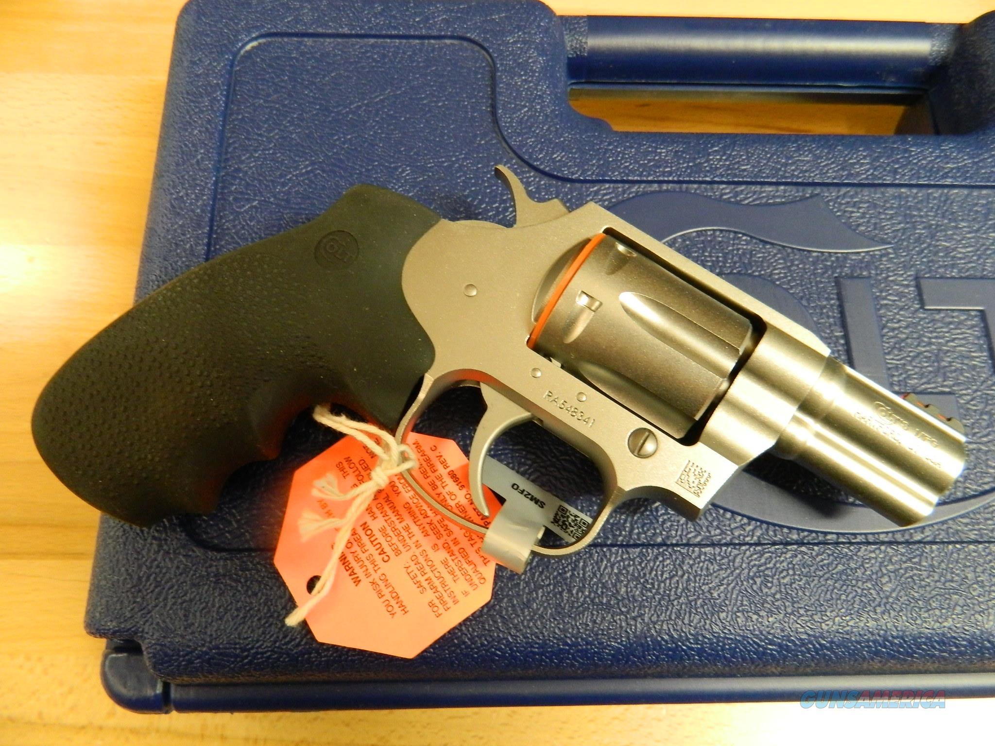 """Colt Cobra 2"""" barrel, NIB, .38 Special +P  Guns > Pistols > Colt Double Action Revolvers- Modern"""