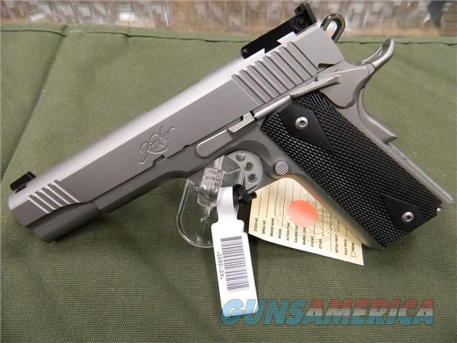 Kimber Stainless Target II in .45ACP FREE SHIPPING  Guns > Pistols > Kimber of America Pistols
