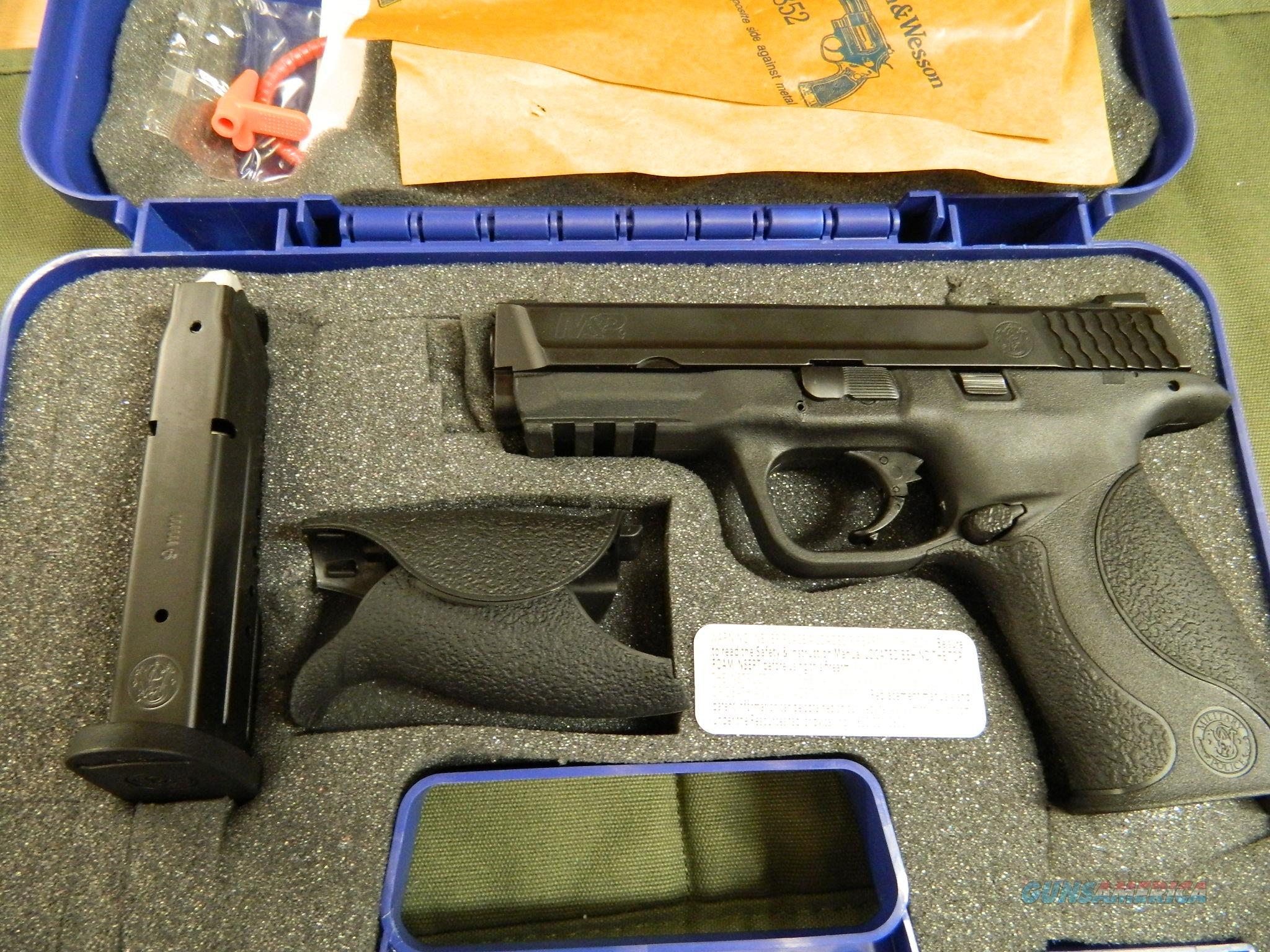 Smith & Wesson M&P9 / 9MM  NIB  Guns > Pistols > Smith & Wesson Pistols - Autos > Polymer Frame