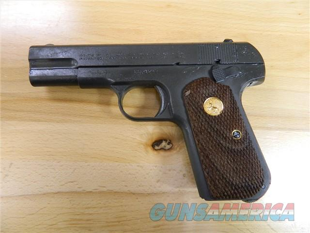 Colt 1903 Pocket Hammerless .32 ACP General Officer's Model NIB  Guns > Pistols > Colt Automatic Pistols (.25, .32, & .380 cal)