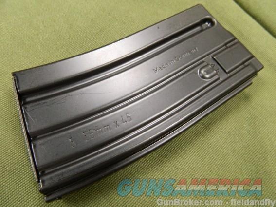HK metal 5.56mm x 45 20 round mag   Non-Guns > Magazines & Clips > Rifle Magazines > AR-15 Type
