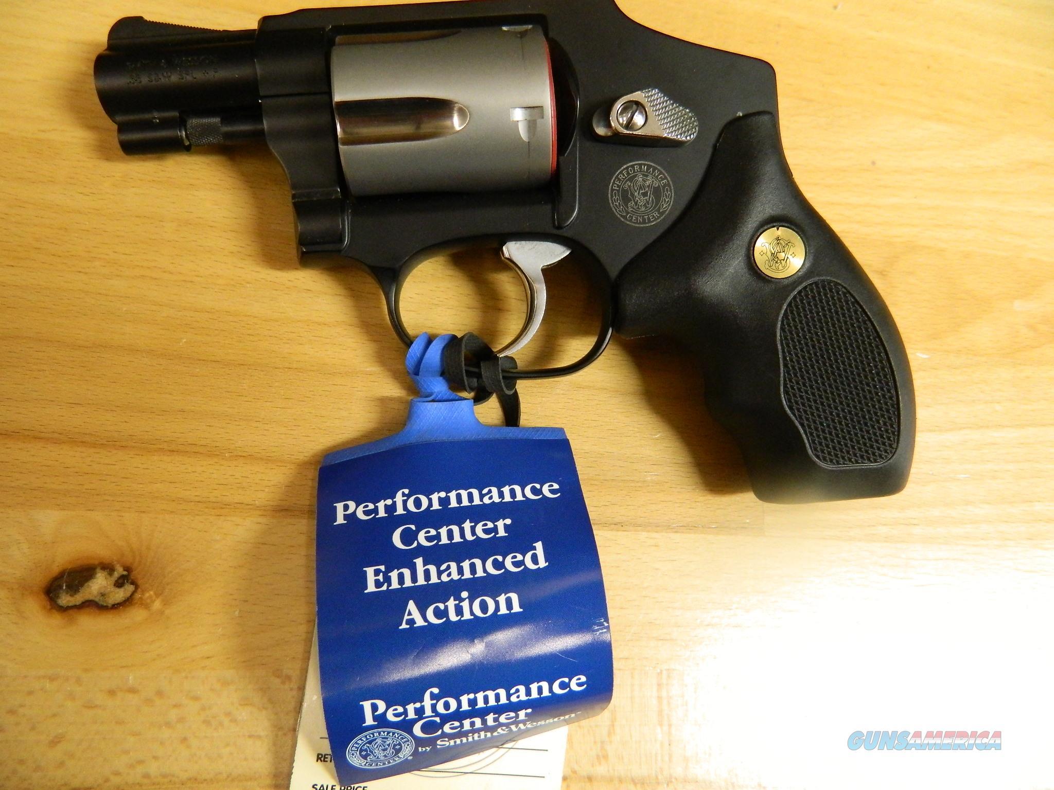 Smith & Wesson 442 Performance Center 38spl +P NIB  Guns > Pistols > Smith & Wesson Revolvers > Performance Center