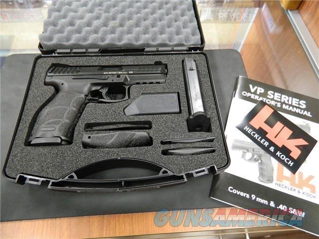 Heckler & Koch VP9 NEW in the box Night Sights  Guns > Pistols > Heckler & Koch Pistols > Polymer Frame