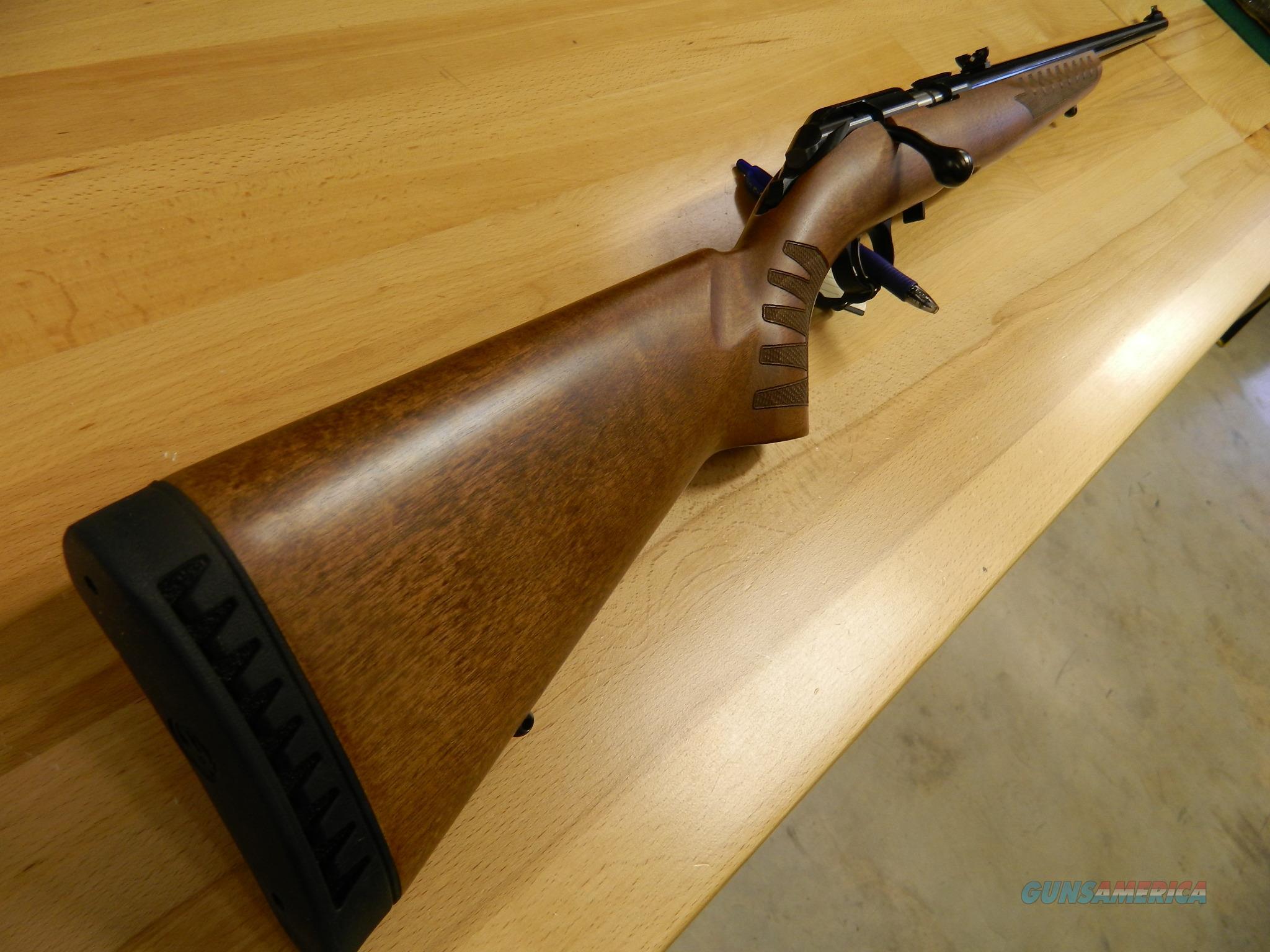 Ruger American Wood stock 22 inch barrel NIB 22lr  Guns > Rifles > Ruger Rifles > American Rifle