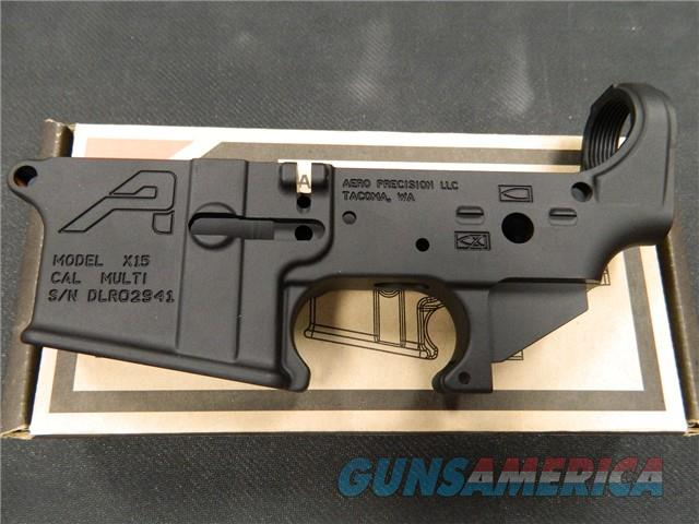 Aero Precision Model X15 AR15 lower receiver NIB  Non-Guns > Gun Parts > Misc > Rifles