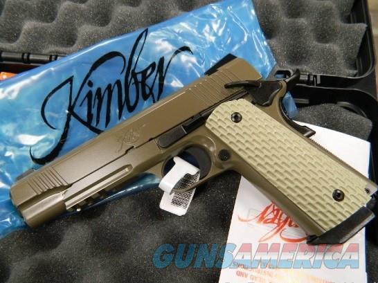 Kimber Desert Warrior    45 ACP   FREE SHIPPING  Guns > Pistols > Kimber of America Pistols