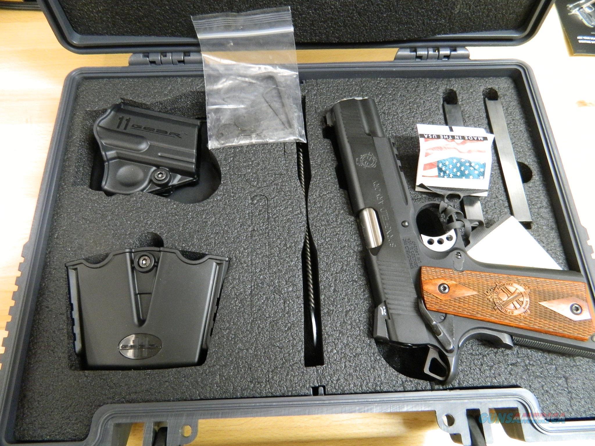 Springfield 1911 Lightweight Operator .45ACP  Guns > Pistols > Springfield Armory Pistols > 1911 Type