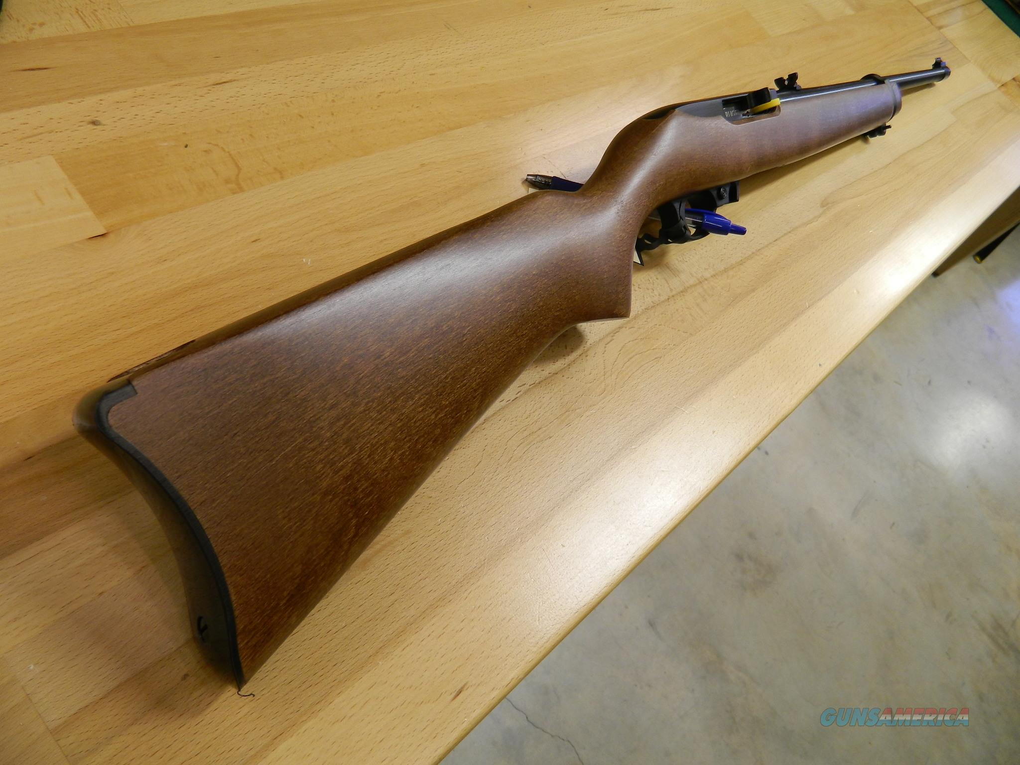 Ruger 10/22 Wood Stock NIB .22Long Rifle  Guns > Rifles > Ruger Rifles > 10-22