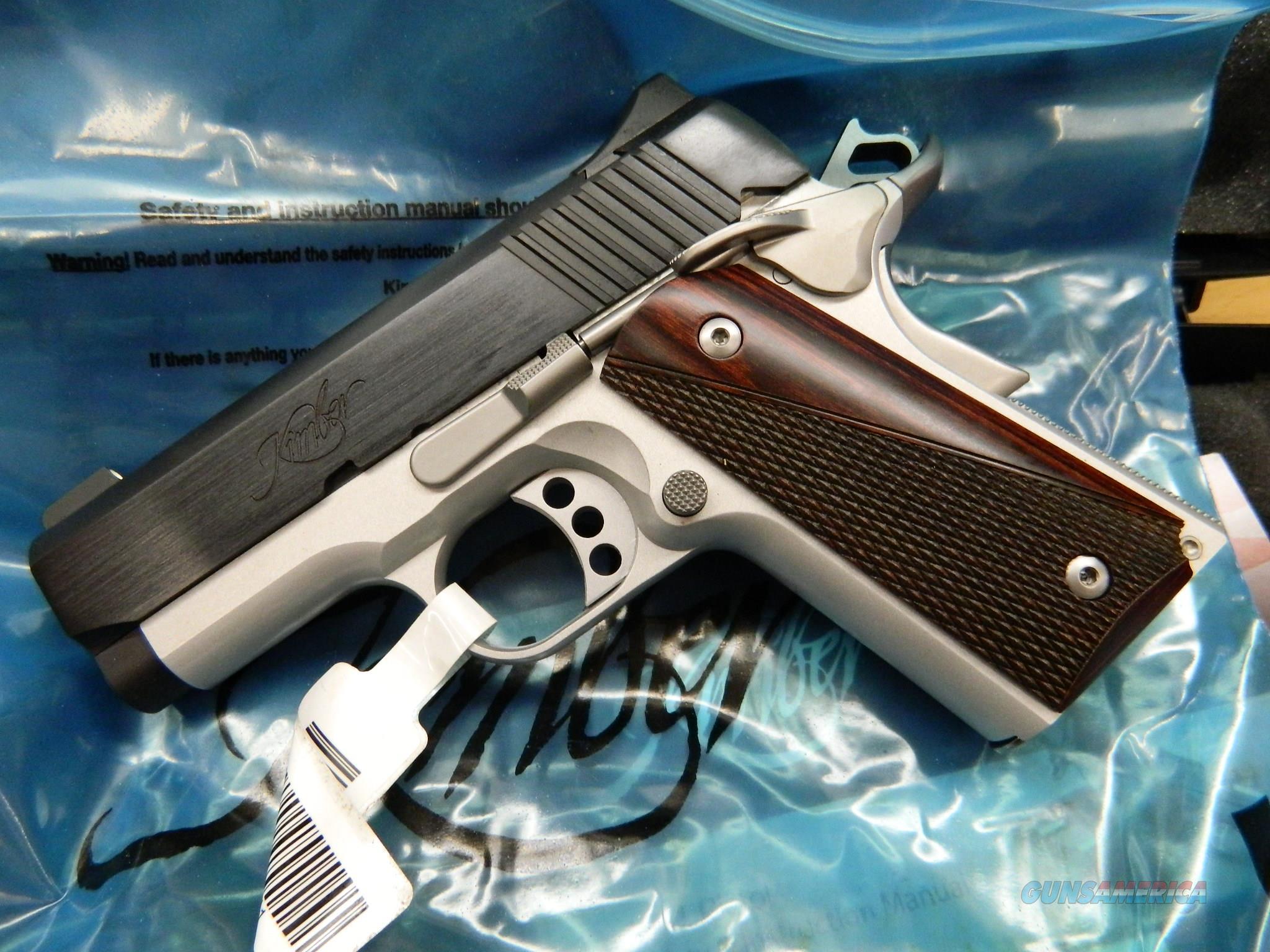 Kimber Ultra Carry II (Two-Tone)  9MM NIB  Guns > Pistols > Kimber of America Pistols > 1911