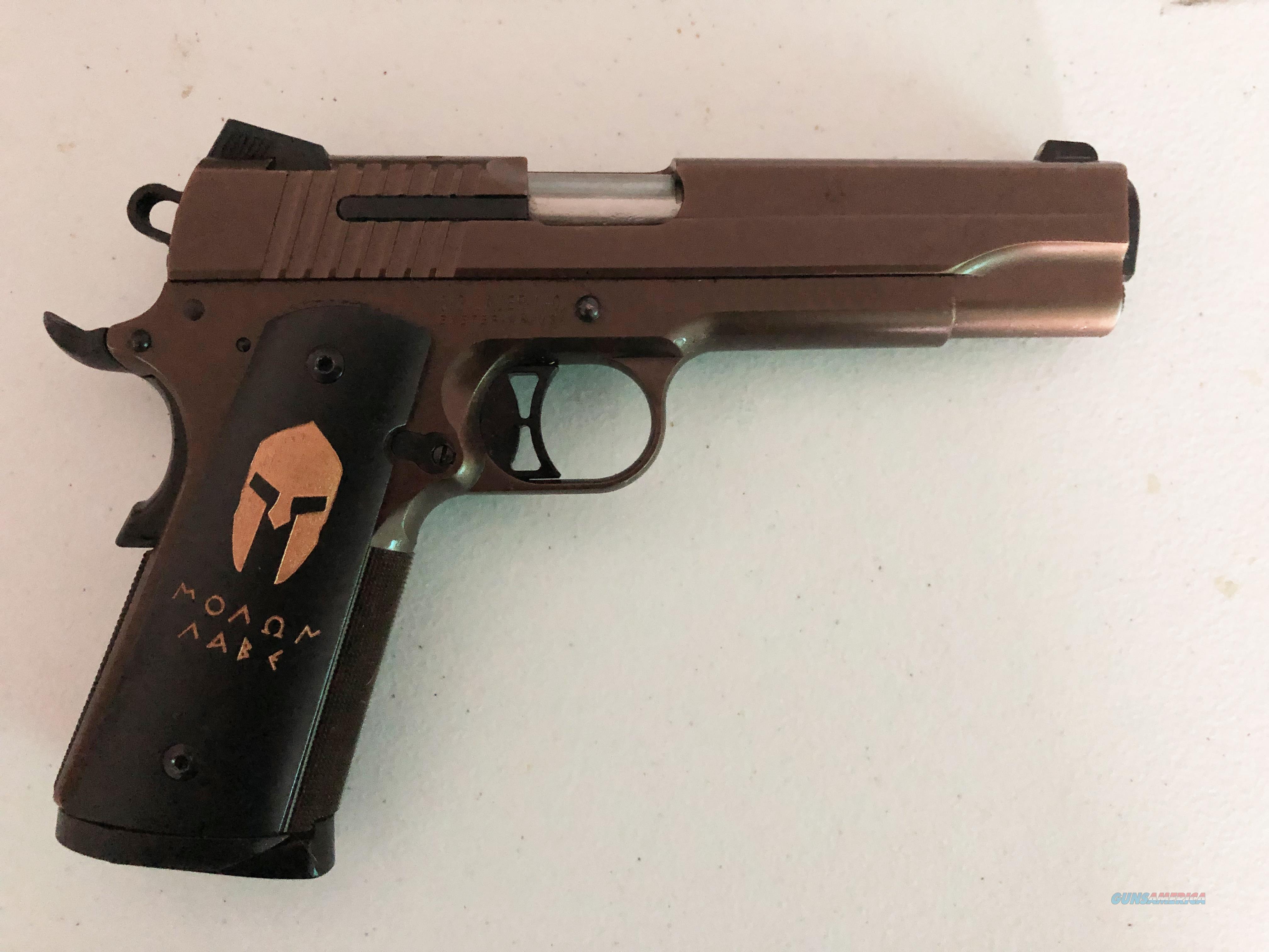 SIG SAUER Spartan  Guns > Pistols > 1911 Pistol Copies (non-Colt)