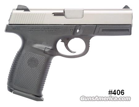 9 MM - S & W Sigma SW9VE  [406]  Guns > Pistols > Smith & Wesson Pistols - Autos > Polymer Frame