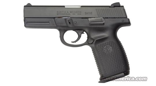 Smith & Wesson Sigma SW9VE      Guns > Pistols > Smith & Wesson Pistols - Autos > Polymer Frame