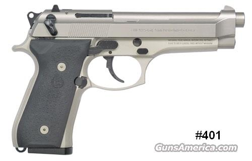 9 MM - Beretta 92FS  [401]  Guns > Pistols > Beretta Pistols > Model 92 Series