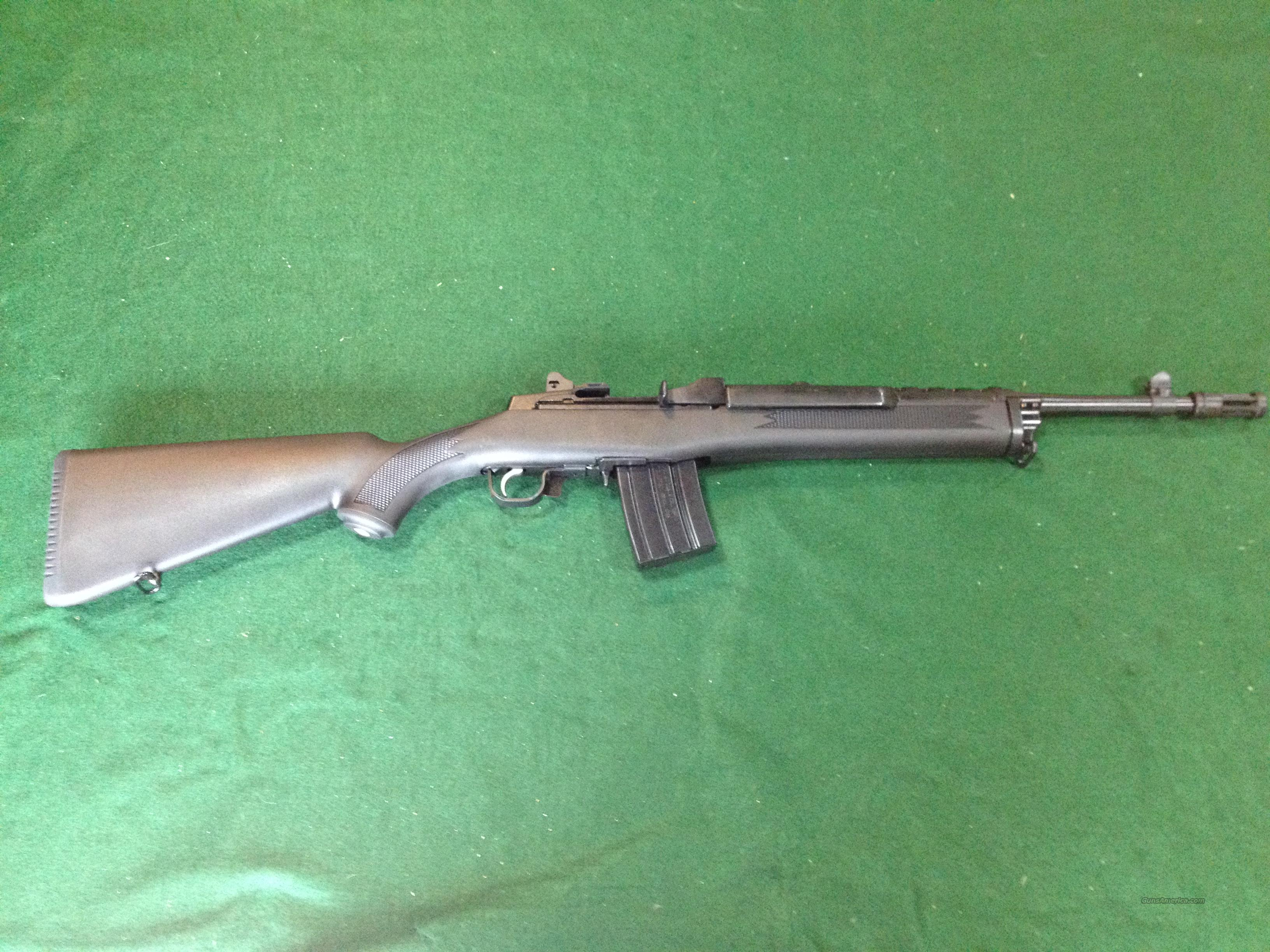Ruger Mini-14 Tactical 5.56  Guns > Rifles > Ruger Rifles > Mini-14 Type