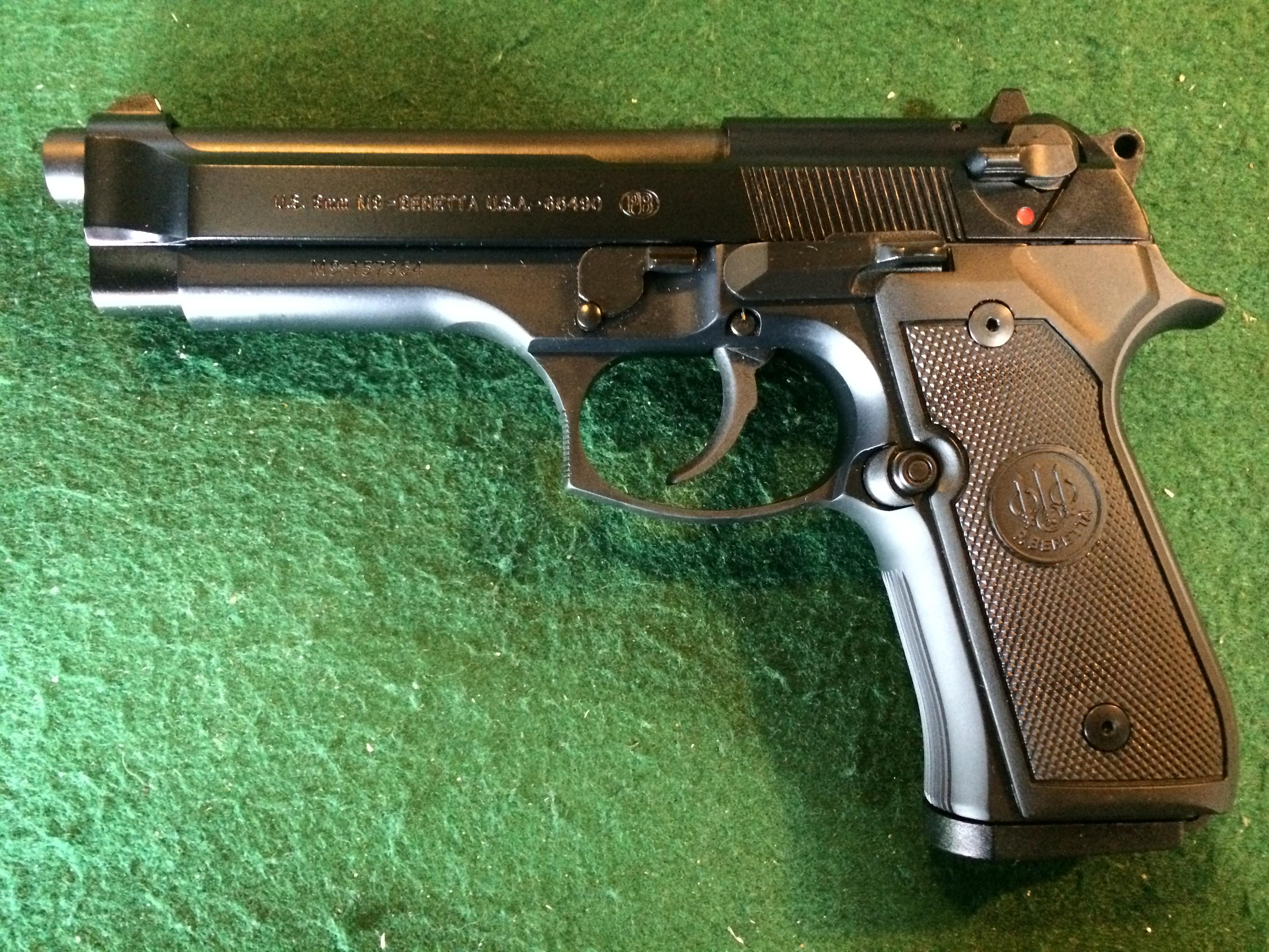 Beretta M9 9mm  Guns > Pistols > Beretta Pistols > Model 92 Series