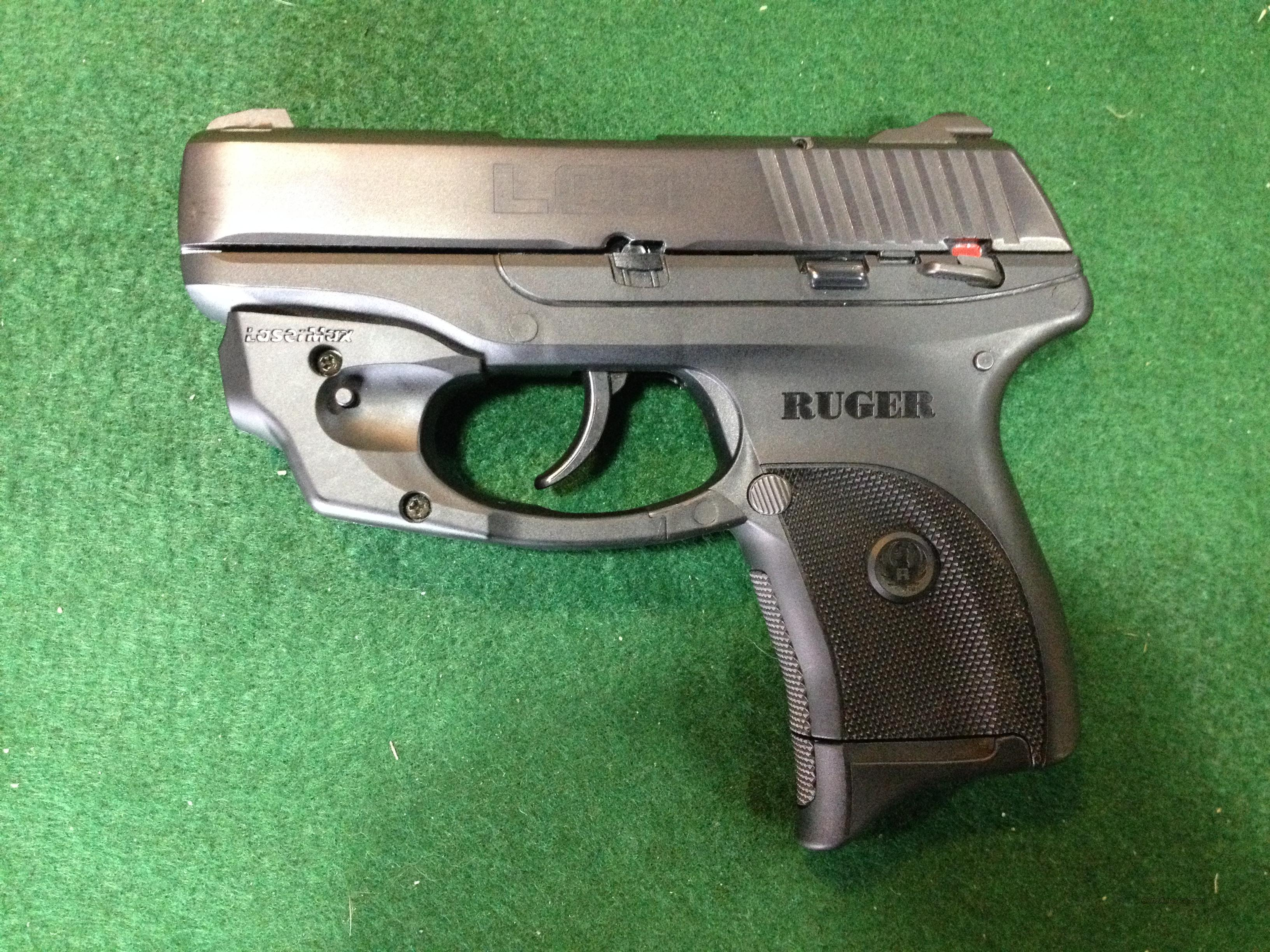 Ruger LC9 9mm with LaserMax Laser  Guns > Pistols > Ruger Semi-Auto Pistols > LC9