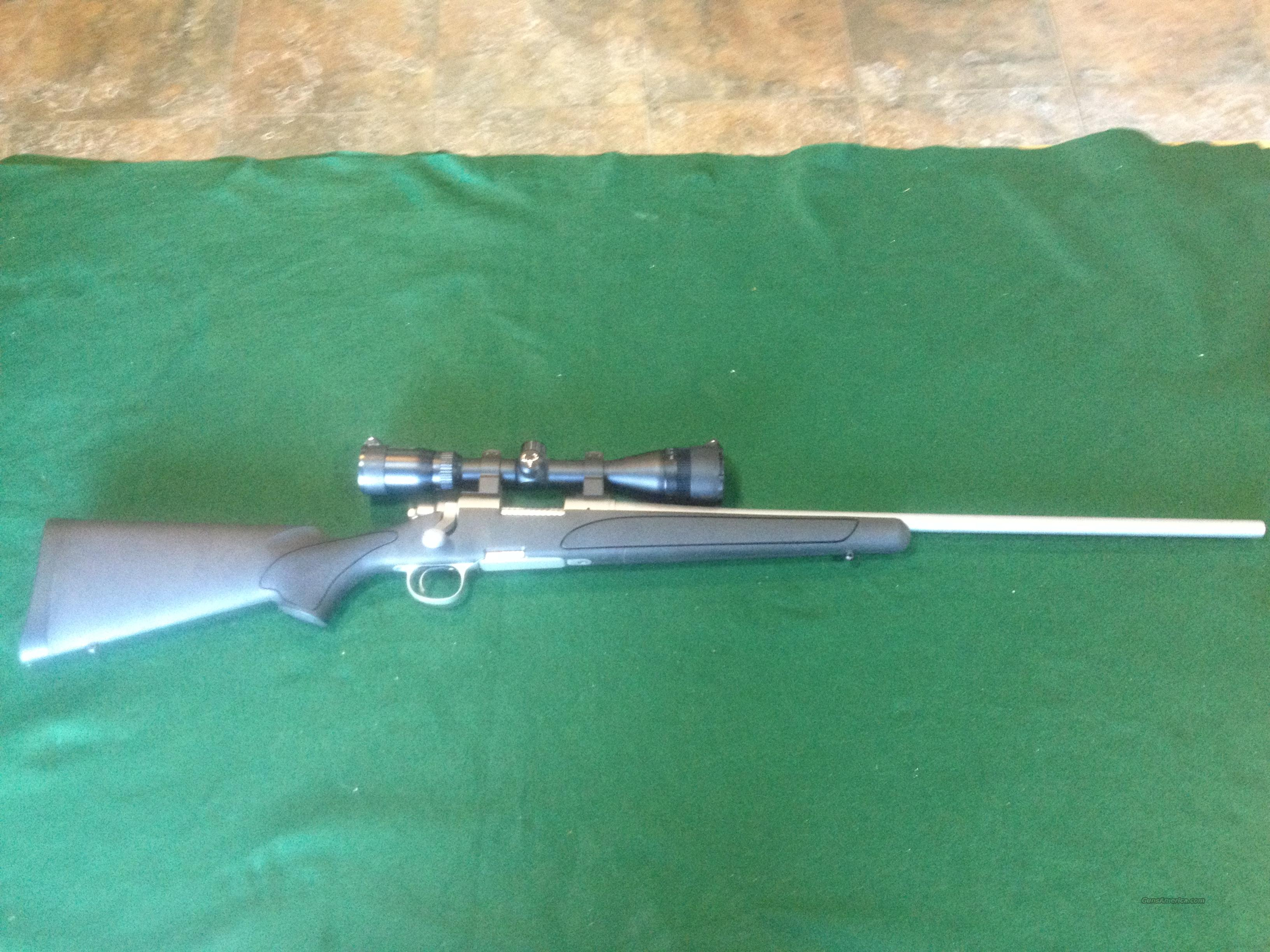 Remington Model 700 SPS 308Win with Scope  Guns > Rifles > Remington Rifles - Modern > Model 700 > Sporting