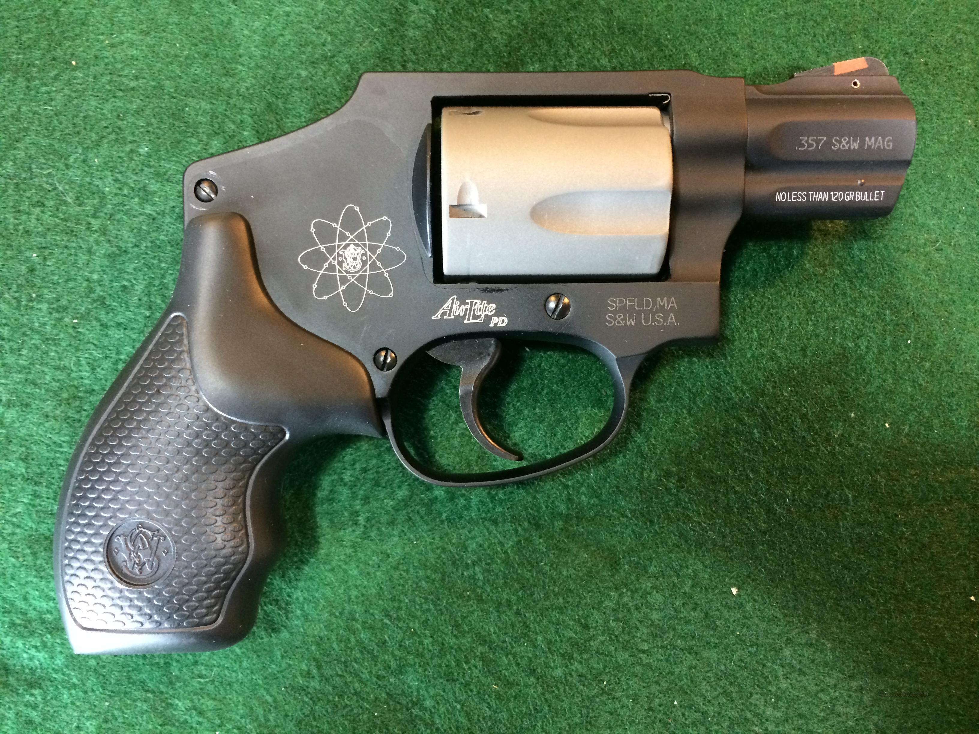 S&W 340PD Airlite 357Magnum without Internal Lock  Guns > Pistols > Smith & Wesson Revolvers > Pocket Pistols