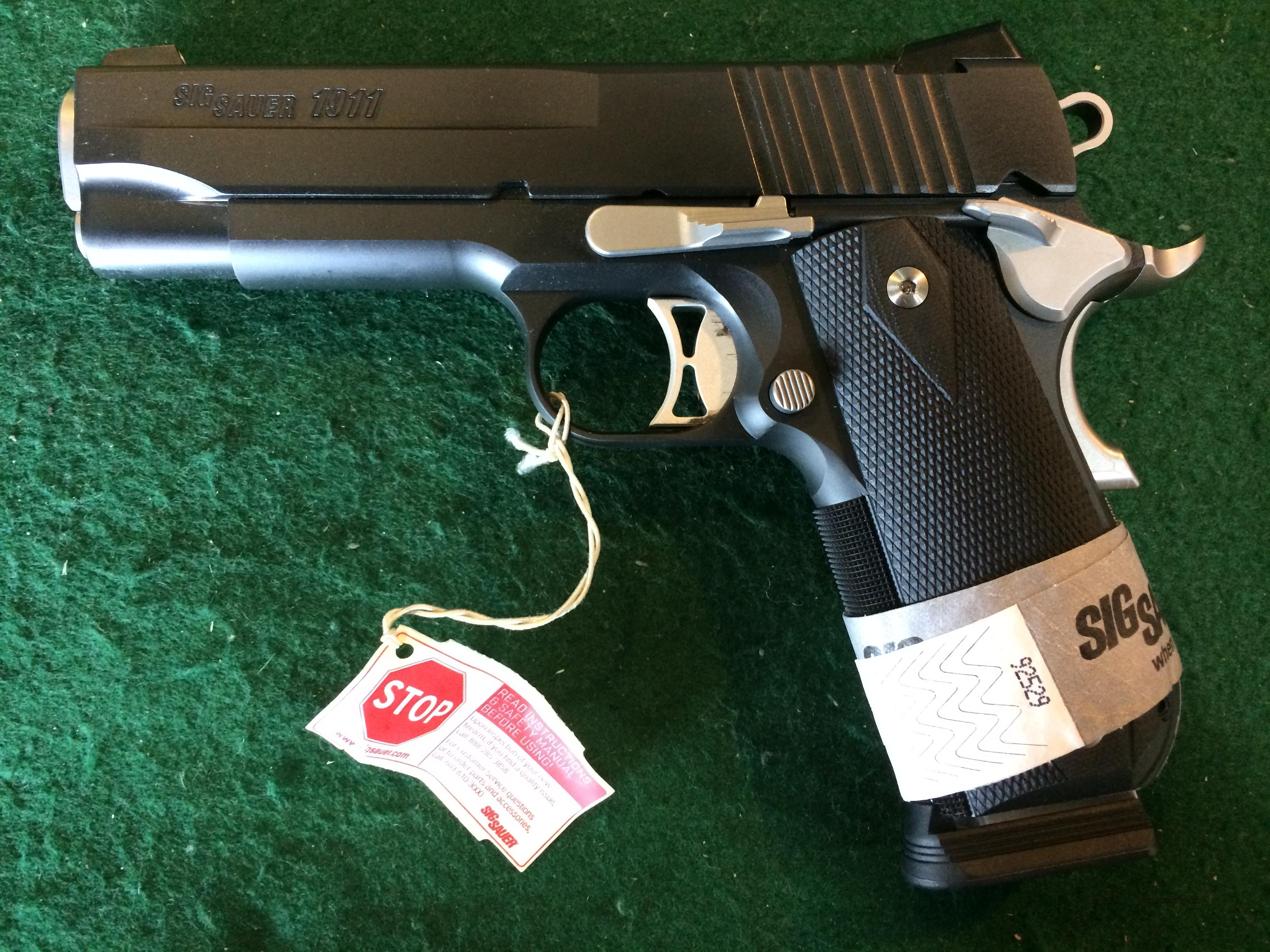 Sig Sauer 1911 Carry Nightmare 45ACP  Guns > Pistols > Sig - Sauer/Sigarms Pistols > 1911