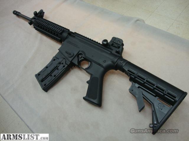 Mossberg 715t Tactical Flat Top California Legal