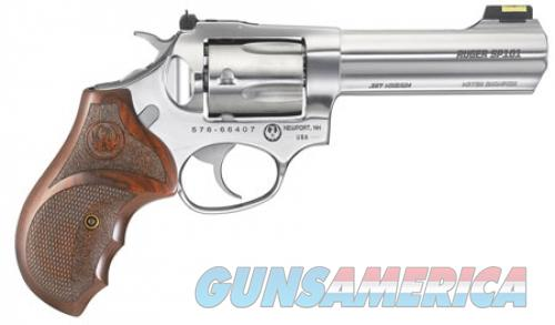 Ruger SP101 Match Champion .357mag 4.2in  Guns > Pistols > Ruger Double Action Revolver > SP101 Type