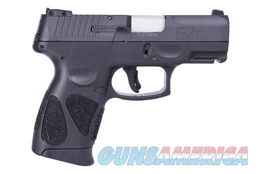 Taurus G2c 9mm 3.2in Black  Guns > Pistols > Taurus Pistols > Semi Auto Pistols > Polymer Frame