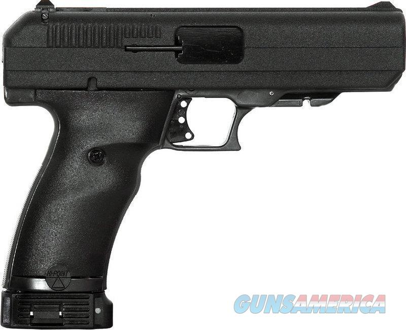 Hi-Point JHP .45 ACP 4.5in Black  Guns > Pistols > Hi Point Pistols
